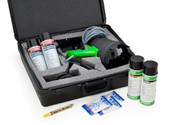 Magnaflux Zyglo® ZA-70 Portable Fluorescent Penetrant Inspection Kit with ZB-100F-230V