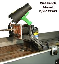Magnaflux Wet Bench Mounting System