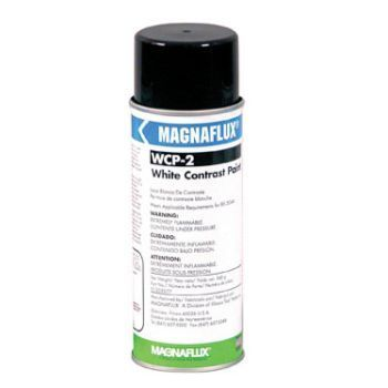Magnaflux Magnavis® WCP-2 Contrast Paint (case of 12/16 oz. aerosols)