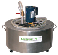 Magnaflux Magnetic Particle Spray System