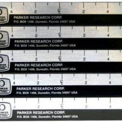TB-10S-5  Weight Lift Test Bar (5) Bar Set 50-Lb. lift