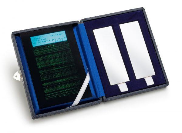 NiCr 10 micron panels (One Pair)