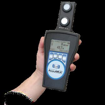 Spectroline® AccuMAX™ XRP-3000 Advanced Digital Radiometer/Photometer Kit