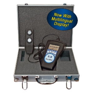 Spectroline® AccuMAX™ XRP-3000 Advanced Digital Radiometer/Photometer Kit
