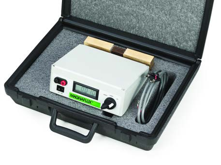 Magnaflux Digital Meter Kit (Ammeter) w/Shunt & Case
