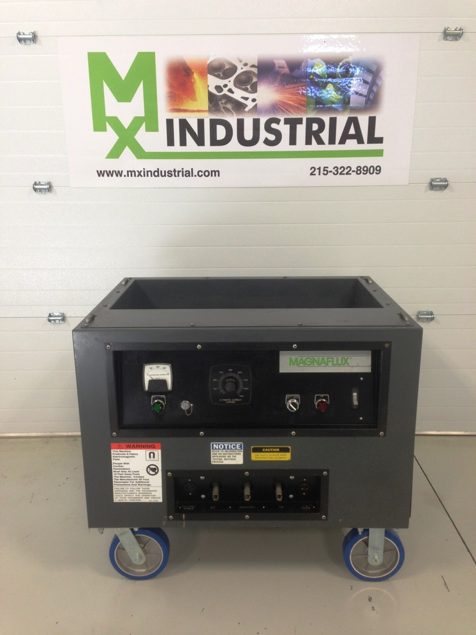 Magnaflux M-500 4000AMP AC/HWDC Mobile Unit            ** Call for Pricing **