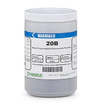 Magnaflux Magnaglo® 20B, pre-blended fluorescent particles