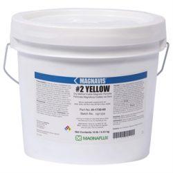 Magnaflux Magnavis® Dry Method Non-Fluorescent Magnetic Dry Powder #2 YELLOW